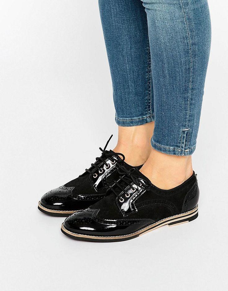 Imagen 1 de Zapatos Oxford de cuero Anoihe de Ted Baker