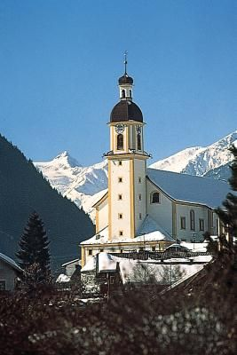 Neustift im Stubaital - Austria