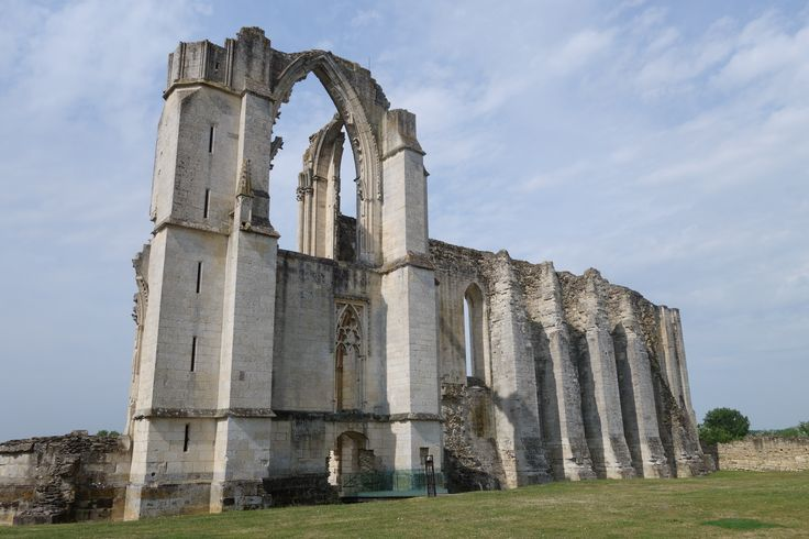 Must see in France: the great Abbaye St Pierre: thematuretraveler.co.uk