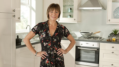Style Inspiration from Anna Ryder Richardson #kitchentrends