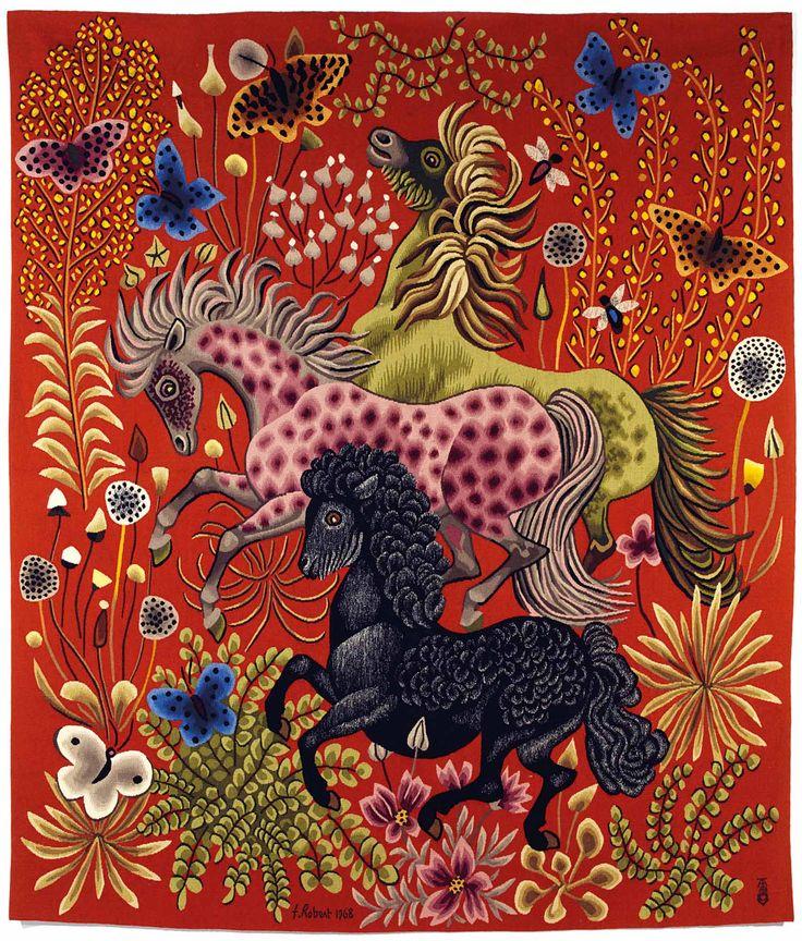Frère dom robert (1907-1997, né guy de chaunac-lanzac) & atelier tabard