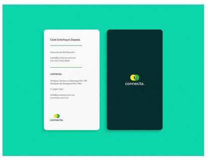54 best business cards images on pinterest business cards carte business cards for connecta by sergio vichique reheart Gallery