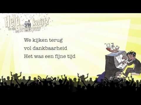 Digibord: Lied: Voordat we naar huis gaan   Spotlight Musical Productions