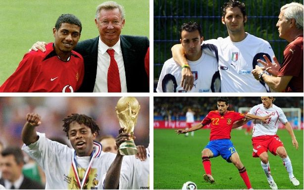 Early On Sunday Evening Either Vedran Corluka Or Steven Nzonzi Will Lift The World Cup Trophy Aloft In Moscow J World Cup Winners World Cup World Cup Trophy