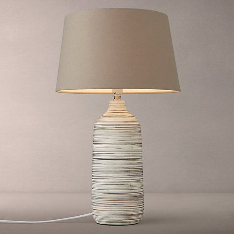 54 best images about lighting on pinterest lamp bases for Table lamp shades john lewis