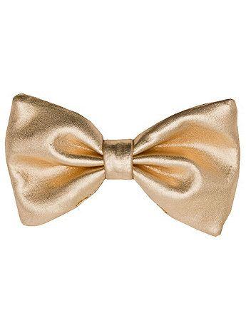 Golden Hair Bow Lindtgoldbunny Oh My Gold Easter