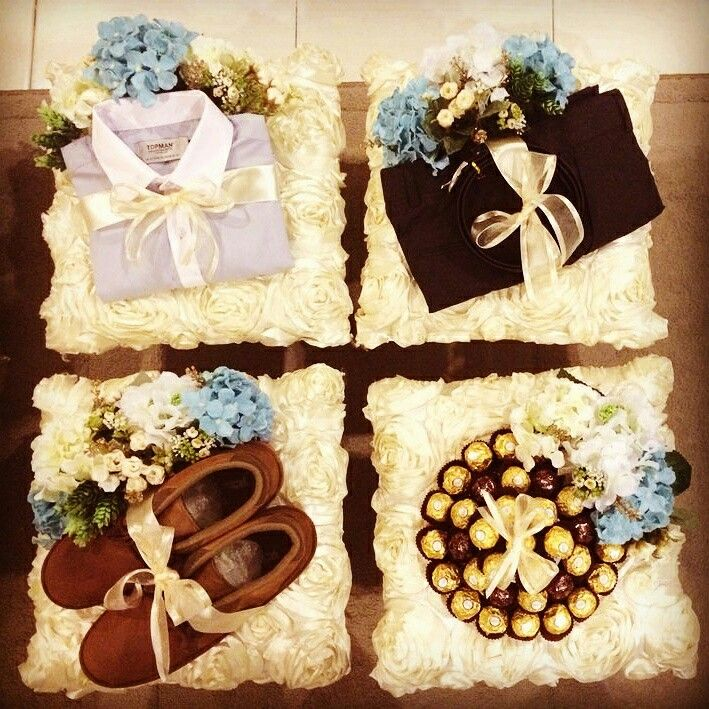 #wedding #trousseau packing! Give goodies to your family and friends in style