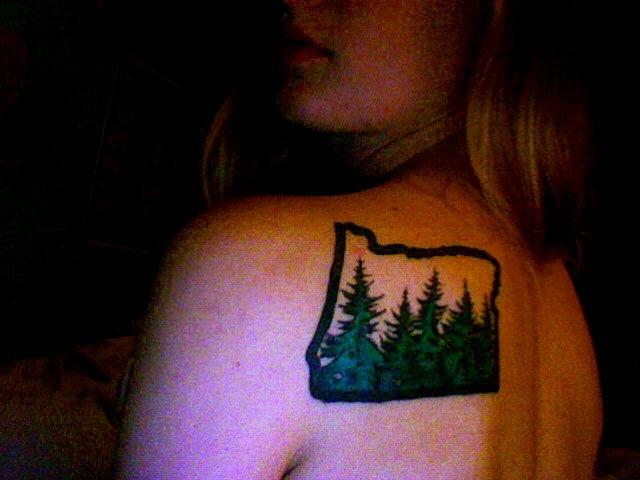 best 72 oregon tattoo ideas on pinterest ink oregon