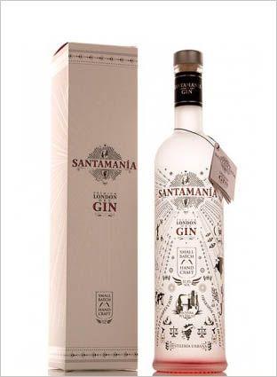 9th December - London Dry Gin SANTAMANIA, Spain