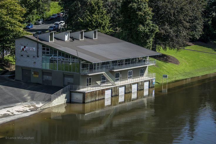 https://flic.kr/p/TEb1kP | Flooded Waikato River April 2017