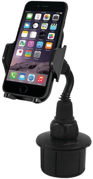 macally cellular phone adjustable cup holder mount