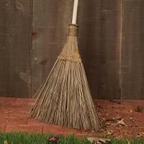 Fast-Working Outdoor Sweeping Broom by Garrett Wade