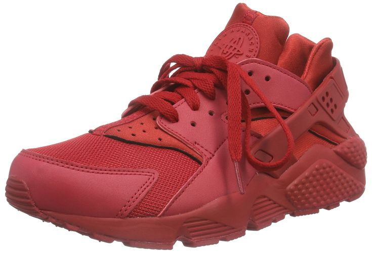 nike air huarache mens running trainers 318429 sneakers shoes (US 9.5 , varsity red 660)