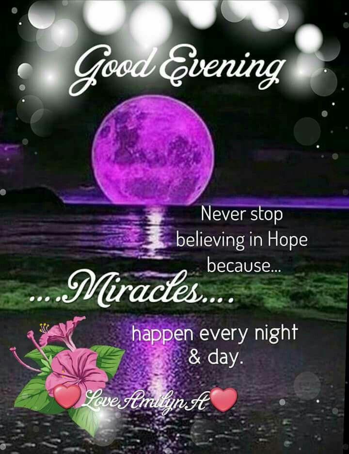 Good Evening   Monday-Friday   Evening quotes, Good night