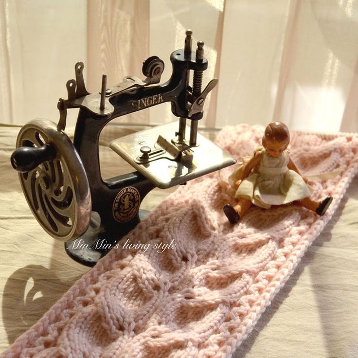 迷人的古董裁縫機