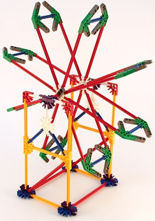 K'NEX User Group - K'NEX 1824-piece Primary education set