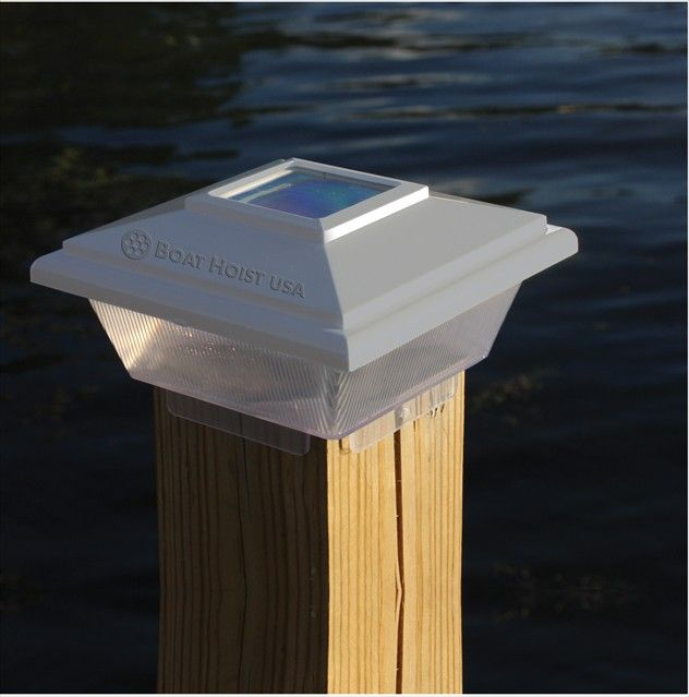 7 best just lights solar and more images on pinterest dock bh usa is the nations oldest boat hoist manufacturer bh usa stocks a large selection of dock lighting products accessories and styles mozeypictures Choice Image