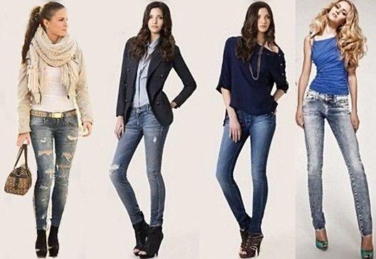 Советы стилиста, как выбрать модные джинсы по фигуре