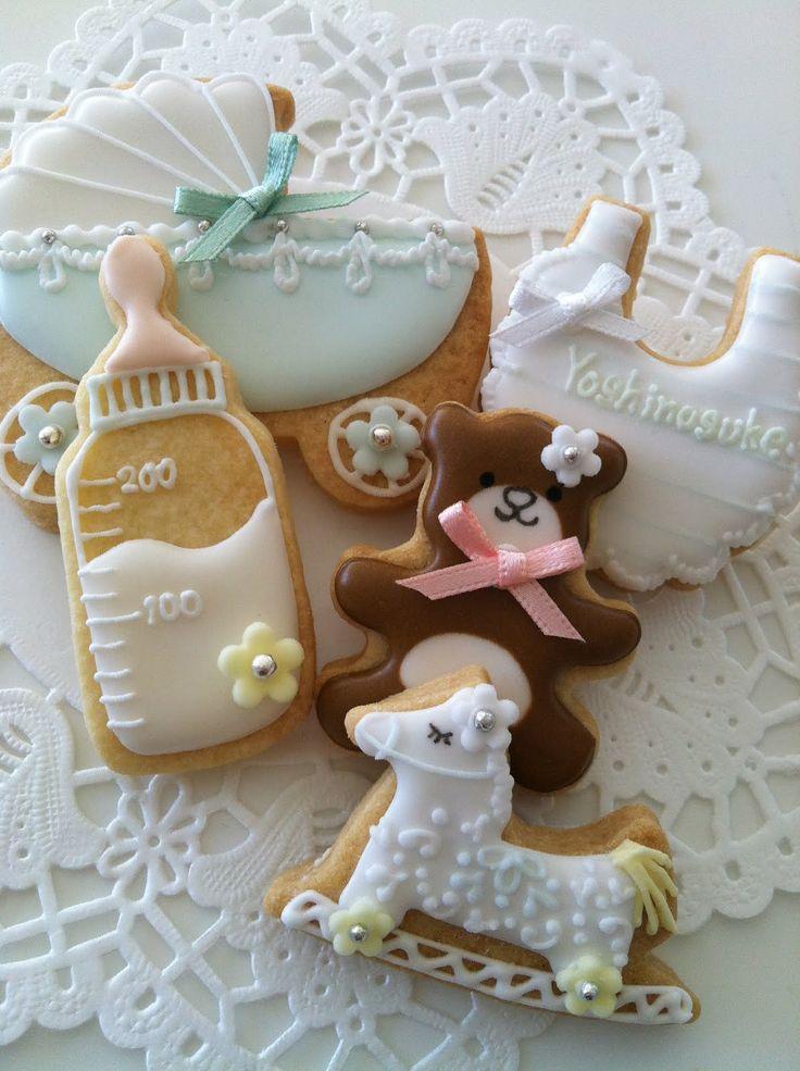 446 besten CUPCAKES AND COOKIES Bilder auf Pinterest | Eis kekse ...