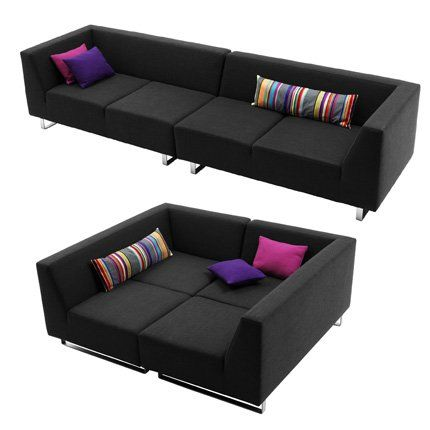 17 best images about sofa on pinterest deep sofa for Canape bo concept