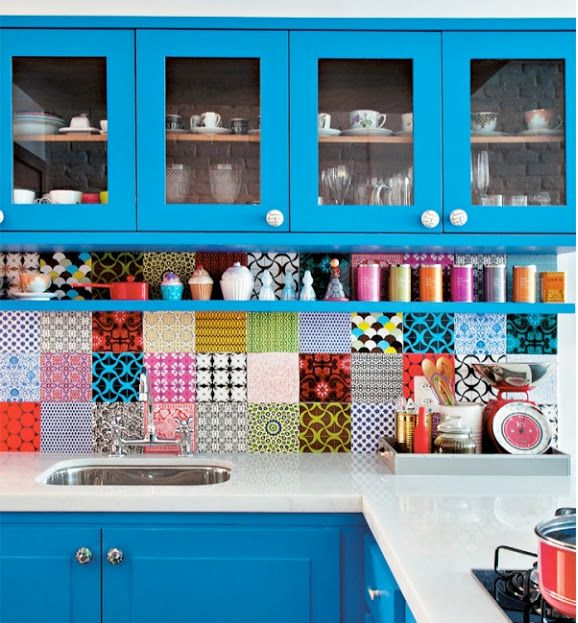Kitchen Decorating with Small Touches