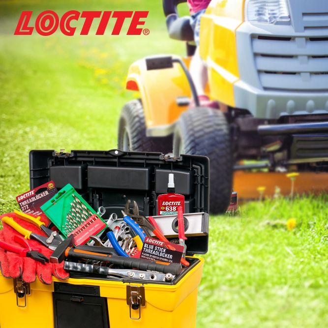 Feliz Semana #ferreteros ! Cuantos productos #Loctite encuentra en la foto http://bit.ly/1GJluqe