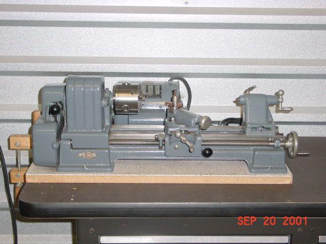 Photo Index - Sears | Craftsman - 109.20630 Craftsman/AA Engineering Metal Lathe | VintageMachinery.org