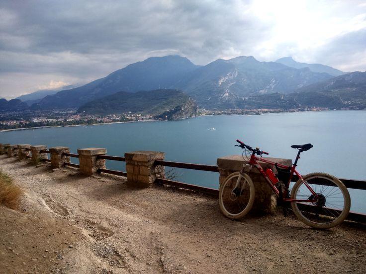 Galeria Jezioro Garda - 80 Rowerów