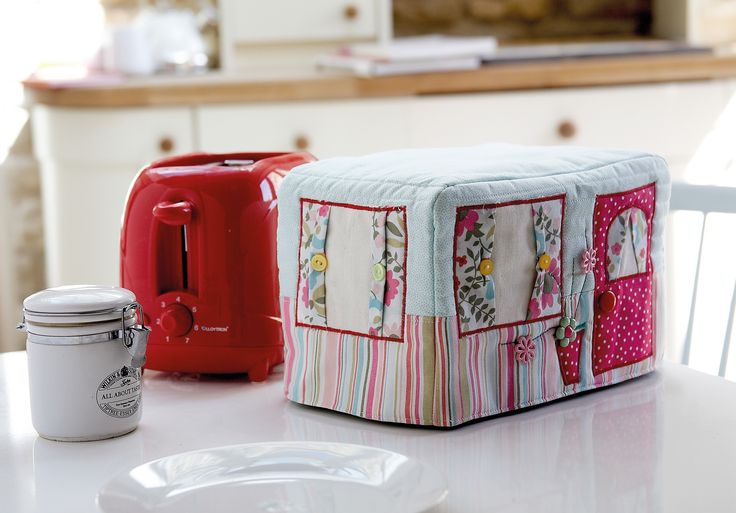 Caravan Toaster Cover Tutorial | Cut Out & Keep