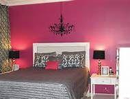 raspberry wall bedroom ideas bedroom ideas pinterest rh pinterest com