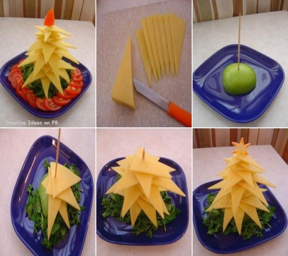15+ Christmas creative edibles ideas - fancy-edibles.com