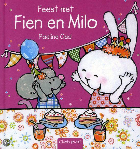 100 best images about feest met fien en milo on