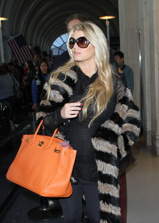 Celebrities and their Hermes Birkin Bags: A Retrospective - Page ...