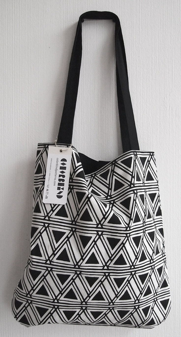 New German Etsy Shop! NEW & LIMITED - Shopping Bag 21 - Schwarz. €32,00, via Etsy.