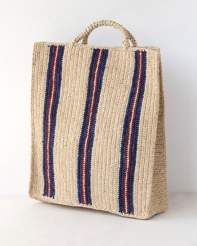 SOEUR crochet bag