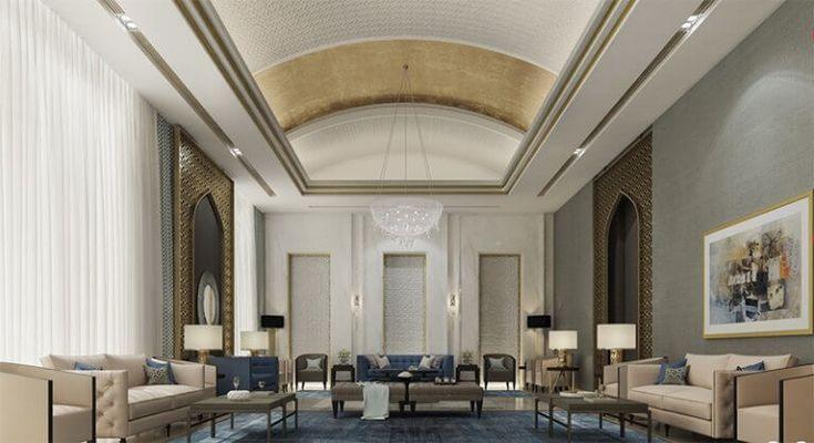 Guide To Modern Arabic Interior Design Modern Interior Design