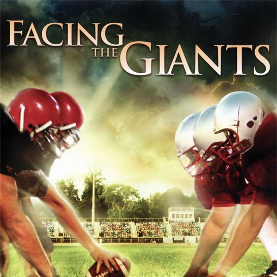 facing the giants Alex kendrick, actor: courageous born in athens, georgia as the middle of three sons to larry and rhonwyn kendrick facing the giants watch now.