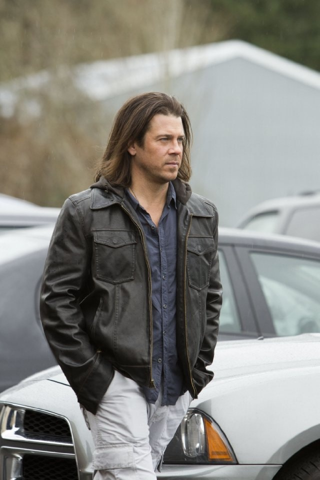 Leverage's Eliot Spencer played by Christian Kane. Also had a recurring role on Angel.