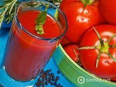 Приготовьте помидоры в собственном соку на зиму.