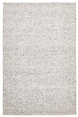 Carlos Felted Wool Rug Grey Natural | Simple Style co