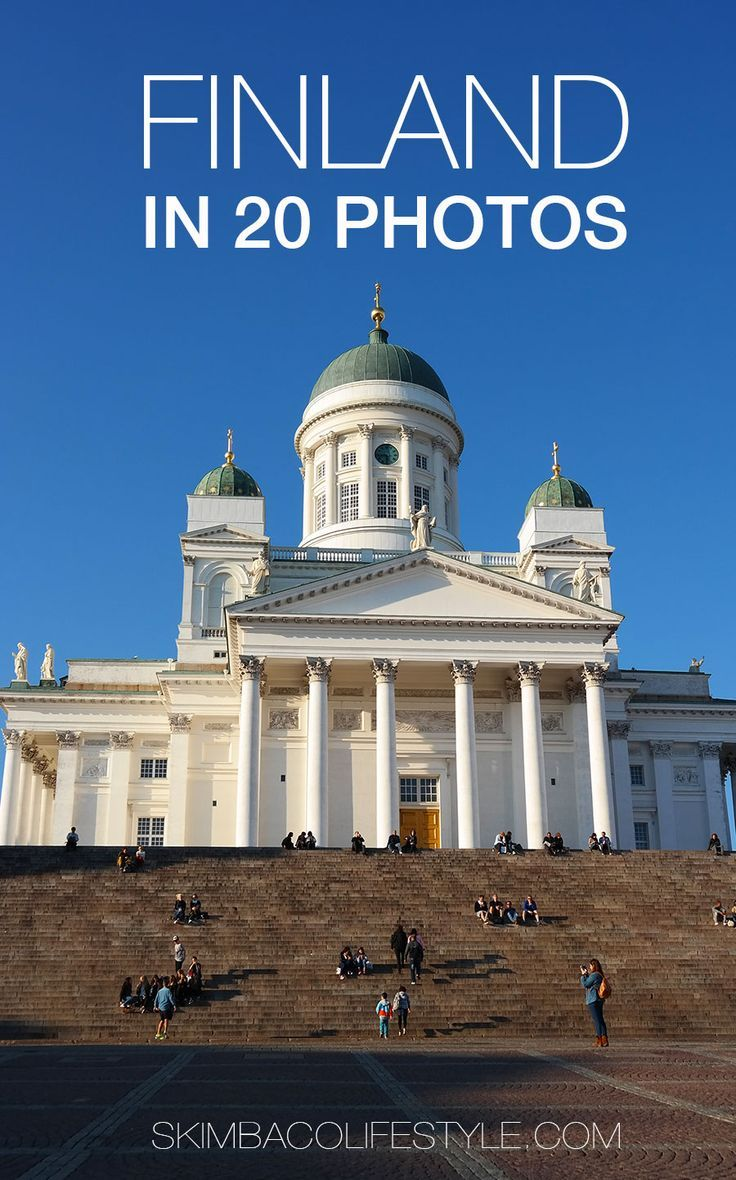 Finland in 20 Instagram photos at @skimbaco