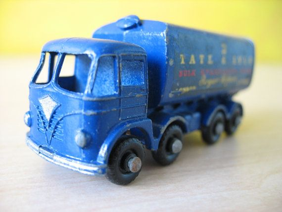 Foden 15 Ton Sugar Container  Matchbox series by ProfessorMelchior