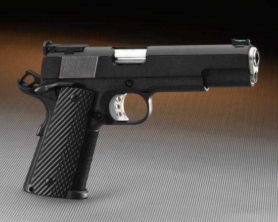 Custom Caspian 9mm 1911