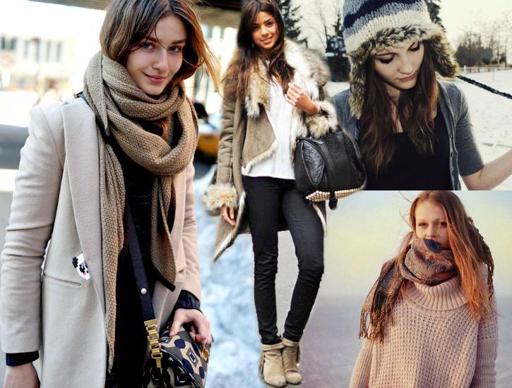 Como se vestir nos dias de frio intenso! Dicas pra montar looks práticos e elegantes.