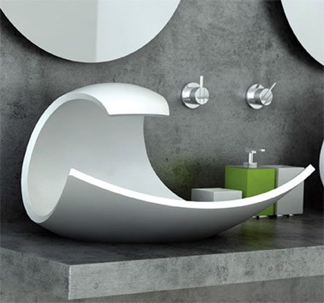 25 best ideas about modern bathroom sink on pinterest modern bathrooms modern bathroom design and grey modern bathrooms - Contemporary Bathroom Sinks Design