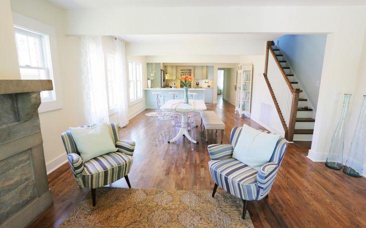 Main Floor: After
