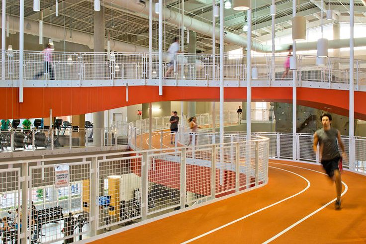 A Look Inside The Most Insane College Gyms | Fast Company | Business + Innovation