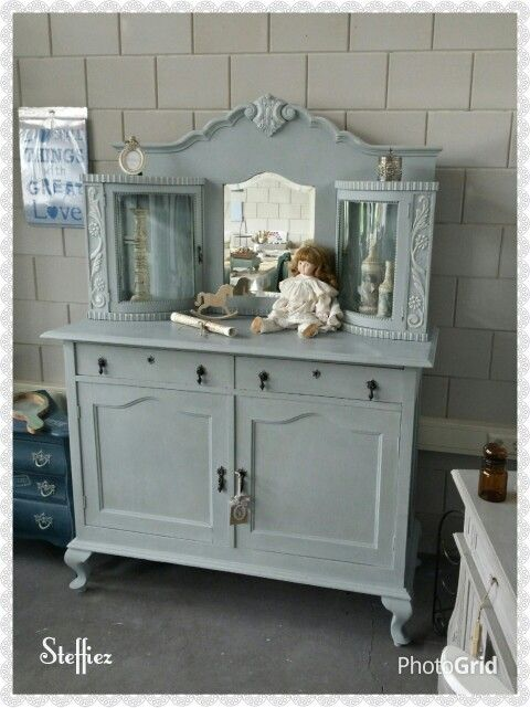81 best Furniture make over with Annie Sloan Chalkpaint images on ...