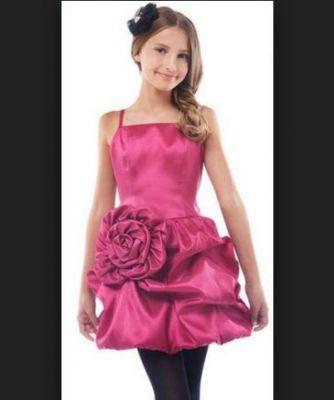 vestidos para graduacion primaria en con adornos