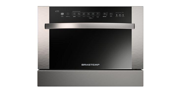 Lava-louças 6 serviços - Brastemp (48,9x58,7x45,30)
